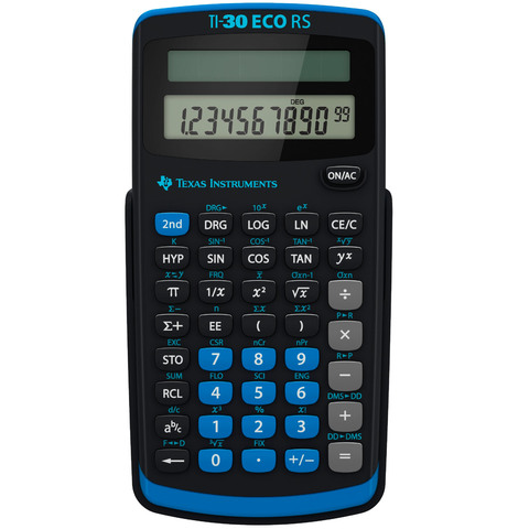 Texas-Instruments-Scientific-Calculator-Ti-30Rs