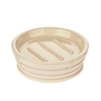 Primanova Palm Soap Dish Off White