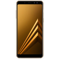 Samsung Galaxy A8+ 2018 Dual Sim 4G 64GB Gold