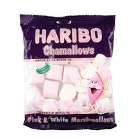 Haribo Pink & White Chamallows 300g