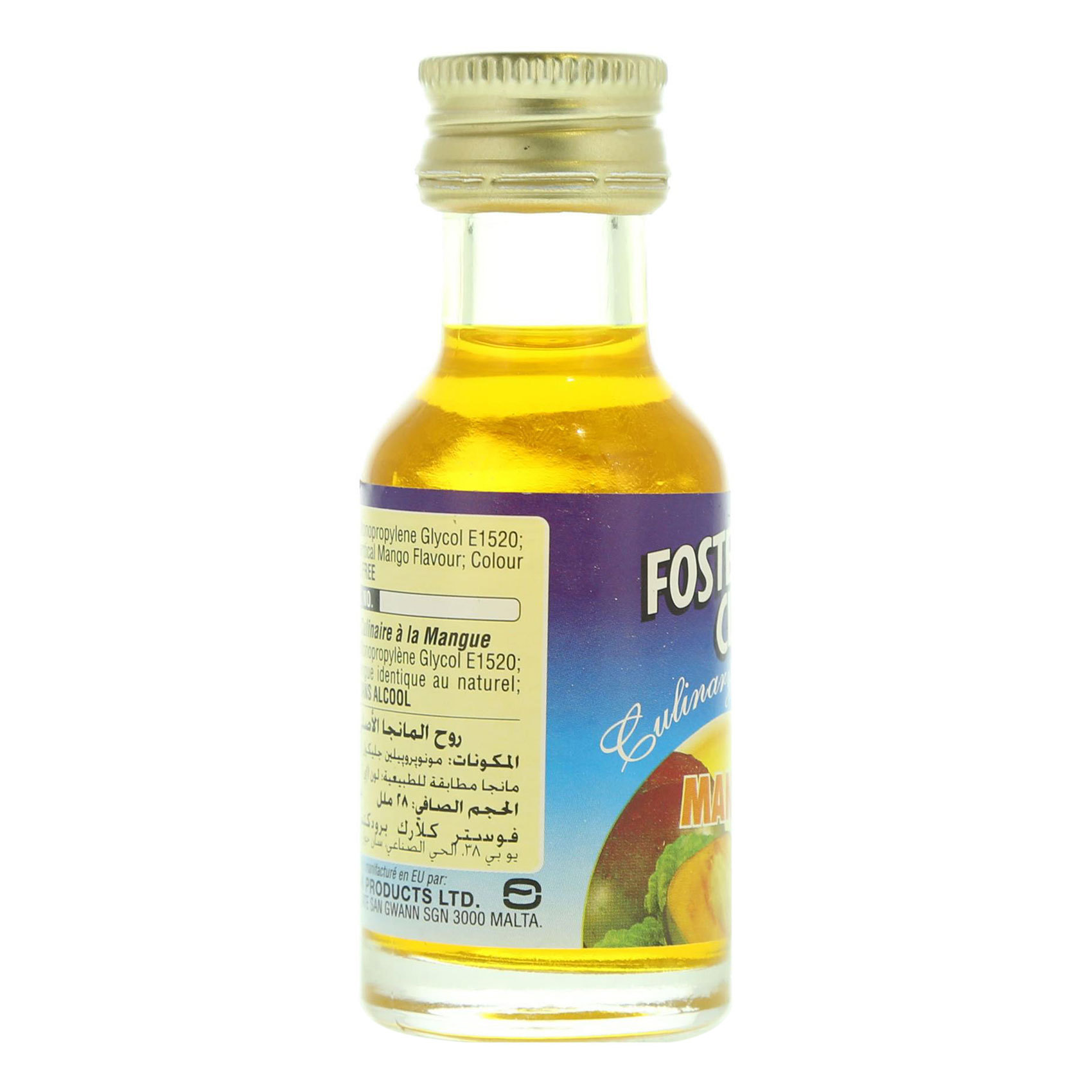 FOSTER CLARK MANGO ESSENCE 28ML