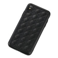 Totudesign Case iPhone XR Deo Black