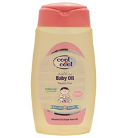Cool & Cool Extra Mild Baby Oil 250ml
