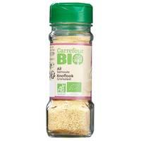 Carrefour Bio Organic Garlic Semolina 60g