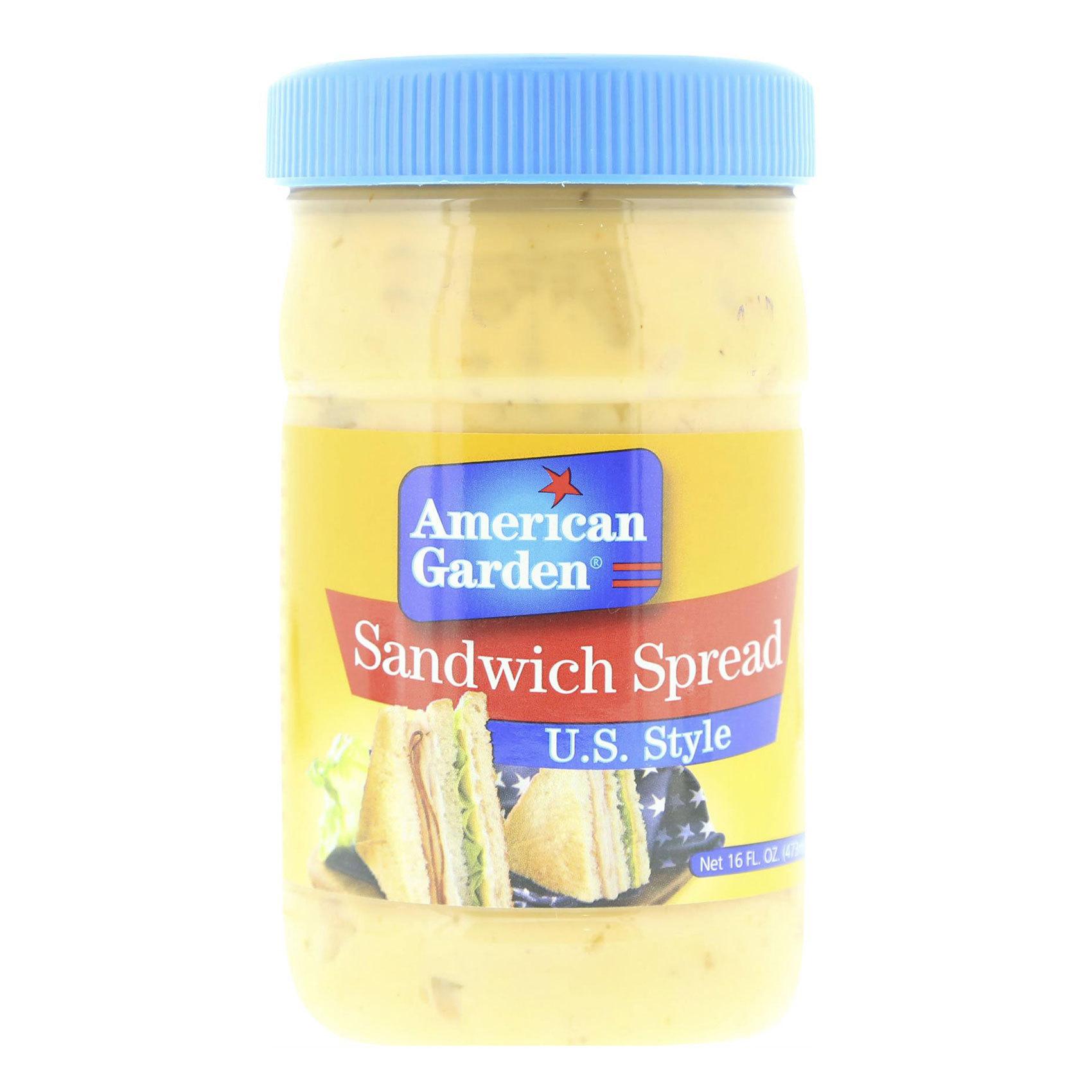 AMERICAN G.SANDWICH SPREAD 453GGR