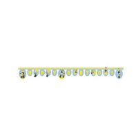 Despicable Me Lovely Minions Happy Birthday Banner