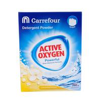 Carrefour Detergent Powder Top Load Jasmine 260g