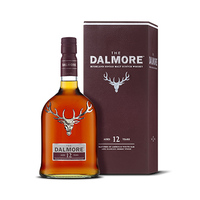 Dalmore 12 Years Old Malt Whisky 40% Alcohol 70CL