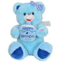 Cuddles Bear Best Wishes 45Cm