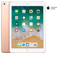 "Apple iPad Wi-Fi+Cellular 128GB 9.7"" Gold"