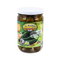Al Rabih Pickled Cucucmbers 600GR