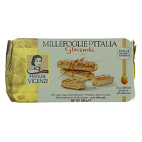 Matilde Vicenzi Fine Sugar Coated Puff Pastry 125g