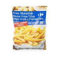 Carrefour oven french fries 600 g