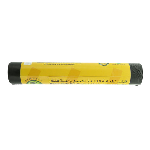 Enviro-Care-Heavy-Duty-Bio-Degradable-Garbage-Bag-Roll-(60Cmx90Cm)-30-Gallons