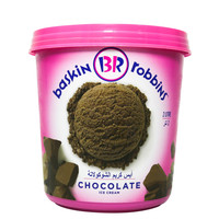 Baskin Robins Chocolate Ice Cream 2L