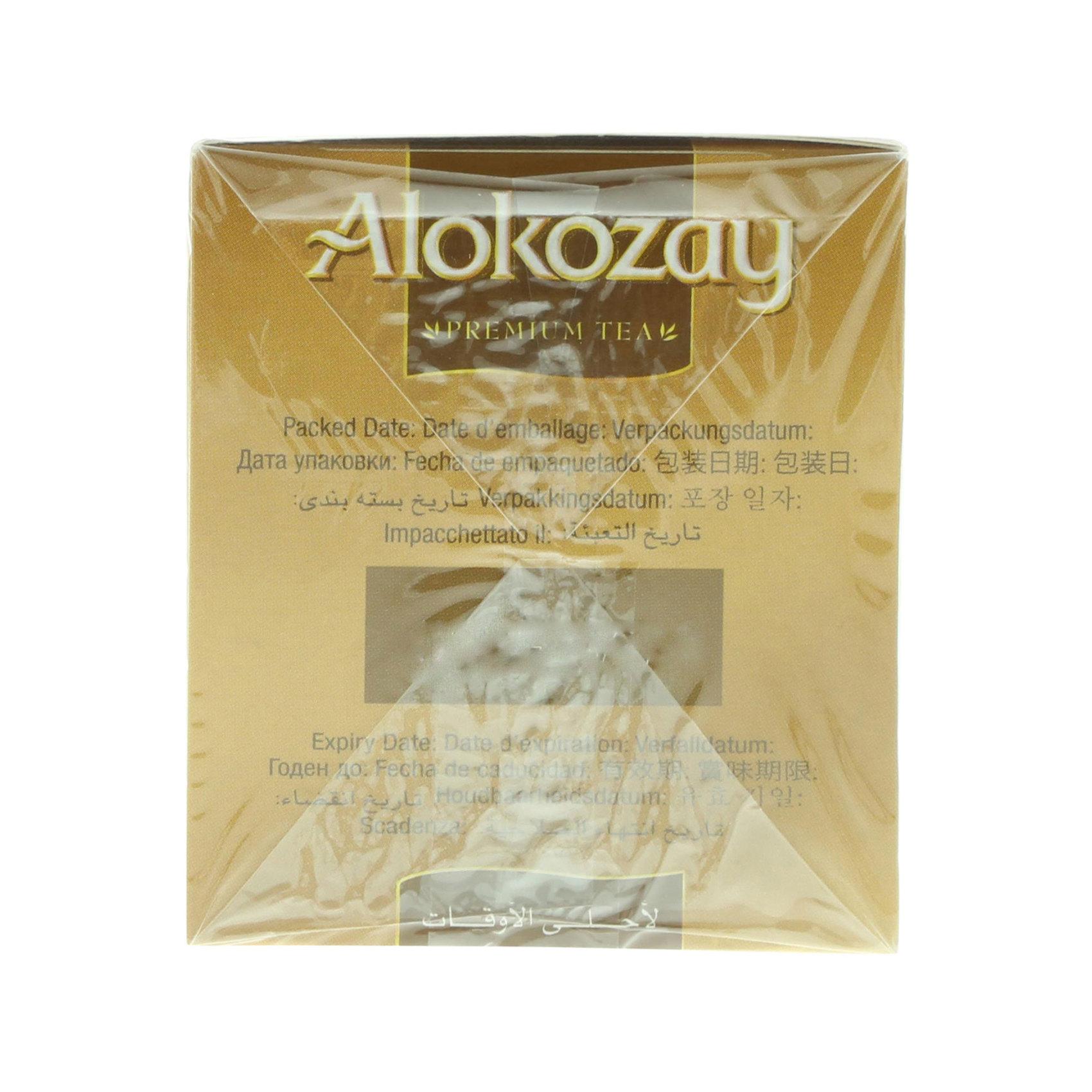 ALOKOZAY CARDAMOM TEA 25'S 50G