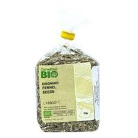 Carrefour Bio Organic Fennel Seeds 150g