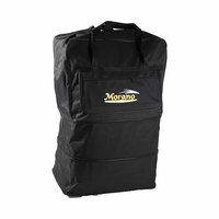 Morano Expandable Wheeled Bag With Tow Zipper