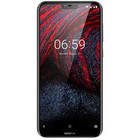 Nokia 6.1 Plus Dual Sim 4G 64GB Black