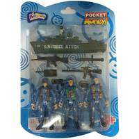 Kidzpro Military Set 10Pcs