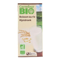 Carrefour Bio Organic Vegetable Drink with Rice 1L