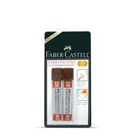 Faber Castell Lead 0.5Mm-2Pc Blister