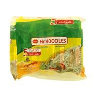 Pran Mr. Noodles Vegetable Flavour Instant Noodles 70g x5