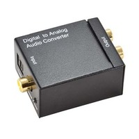 Converter Audio Digital Coaxial & Toslink-Analog & 3.5MM Jack G224