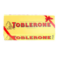 Toblerone Little Minis Swiss Milk Chocolate With Honey & Almond Nougat 100g X5
