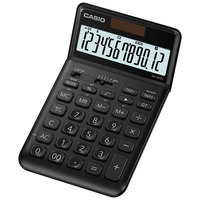 Casio Desktop Calculator JW-200SC Black