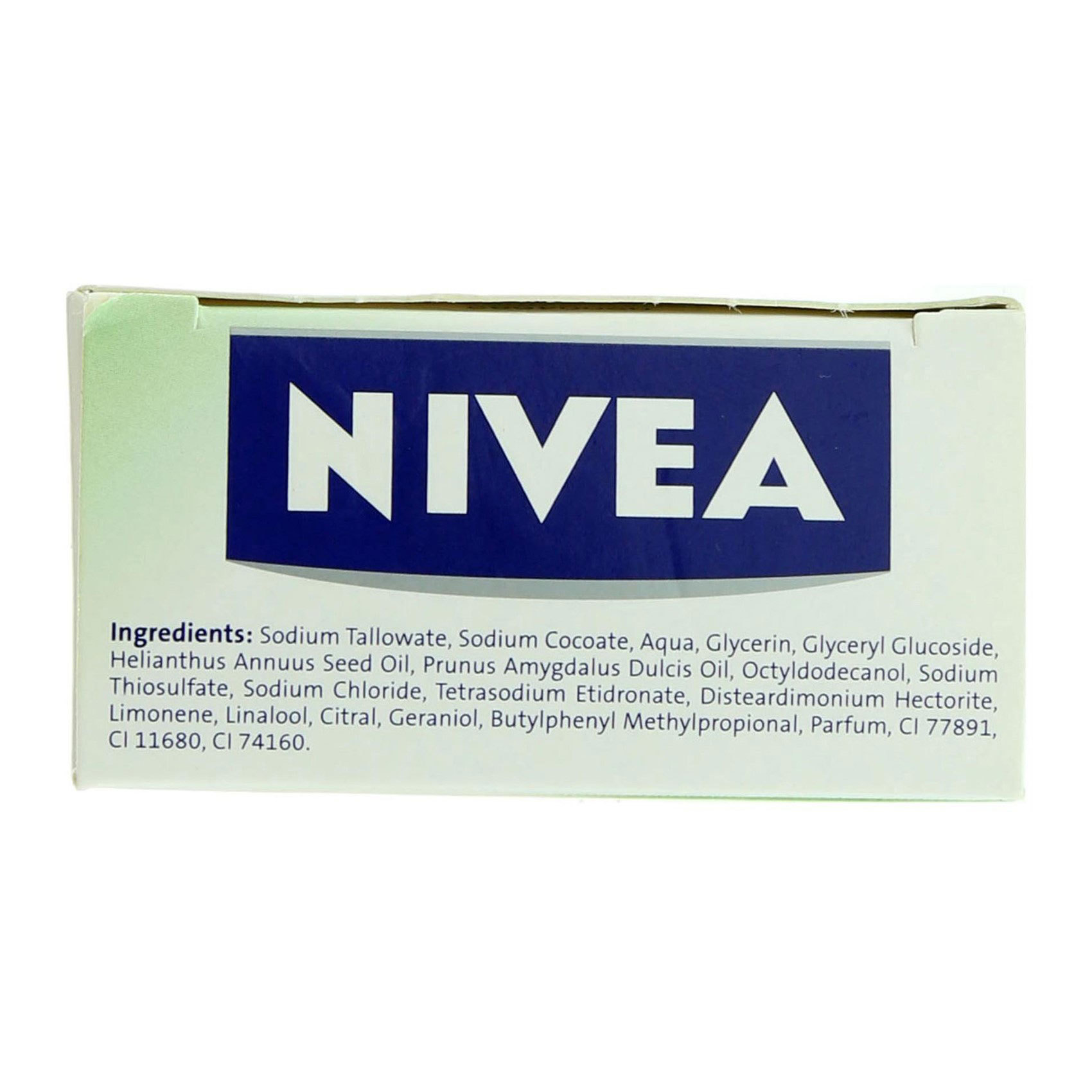 NIVEA SOAP LEMON GRASS & OIL 100GMS