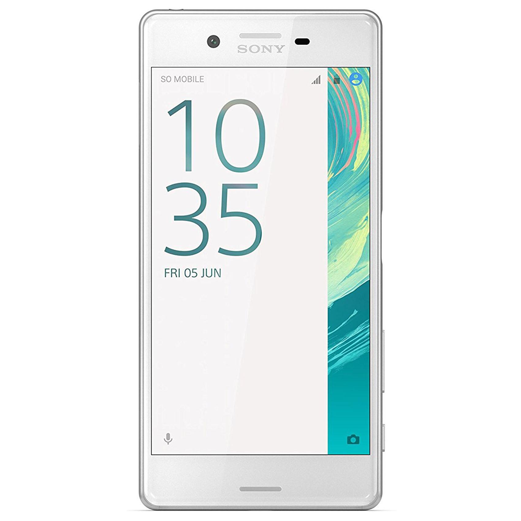 SONY XPERIA X 64GB DS 4G WHITE