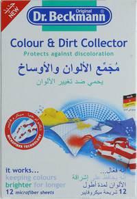 Dr. Beckmann Colour & Dirt Collector 10's