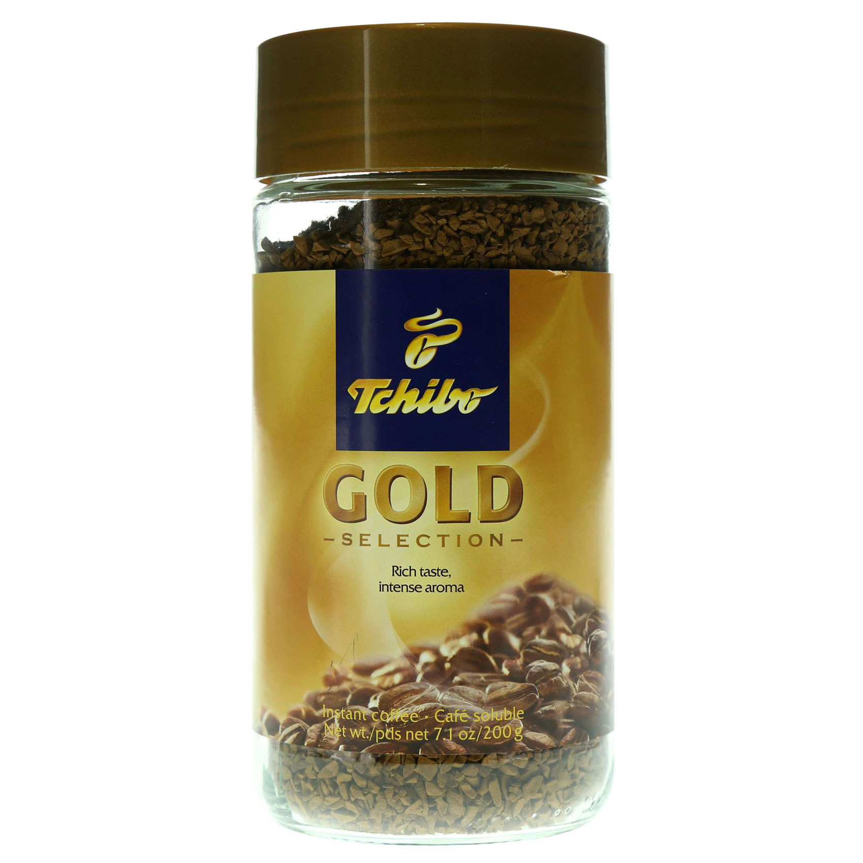TCHIBO GOLD INSTANT 200G