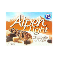 Alpen Light Chocolate Fudge (5x95g)