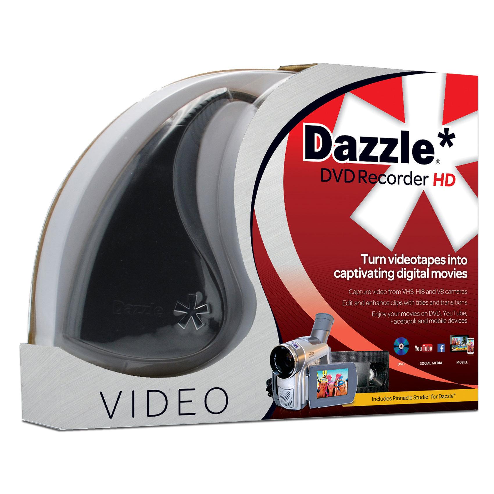 PC DAZZLE DVD RECORDER HD ML