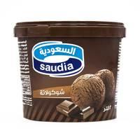 Saudia Ice Cream Chocolate 2 L