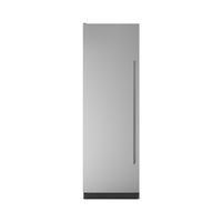 Bompani Freezer BO07101/E 262 Liter Stainless Steel