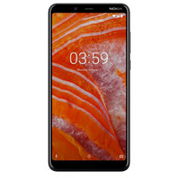 Nokia 3.1 Plus Dual Sim 4G 32GB Black