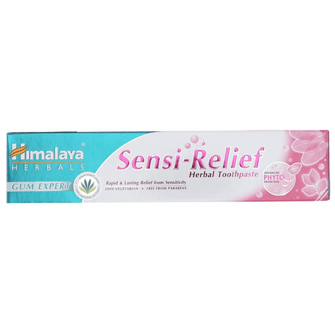 Himalaya-Sensi-Relief-Herbal-Toothpaste-125G
