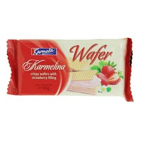 Karmela Karmelina Crispy Wafers With Strawberry Filling 65g