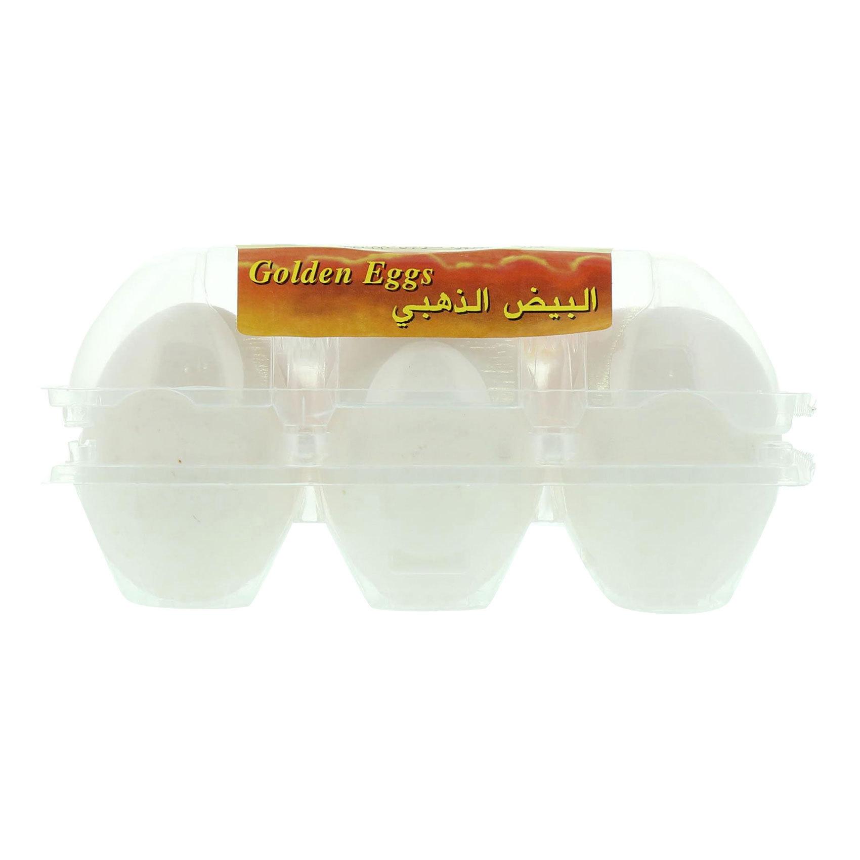 AL JAZIRA EGGS WHITE X6