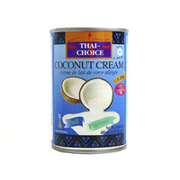Thai Choice Coconut Cream Lite 400 Ml