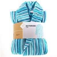 TEX Bathrobe L/XL Turquoise