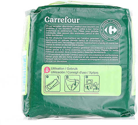 Carrefour-Pads-Ultra-Super-Thin-14-Pieces