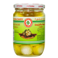 Lebanese Dairy Co. Chtoora Dairy Strained Yogurt In Oil (Ball) 600g