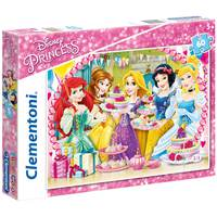 Clementoni Princess -Royal Tea Party - 60 Pcs - Supercolor Puzzle
