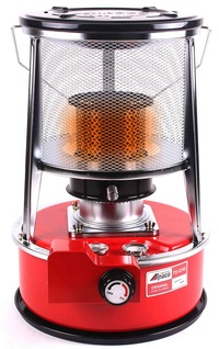 DAEWOO Heater Kerosene DE-707S Red