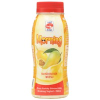 Al Ain Morning Mango Passion Muesli Drinking Yoghurt 250ml