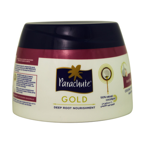 03f6576d1b15 Buy Parachute Gold Anti Hair Fall Coconut And Garlic Hair Cream ...